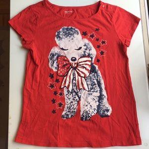 Gap Kids Patriotic T-Shirt